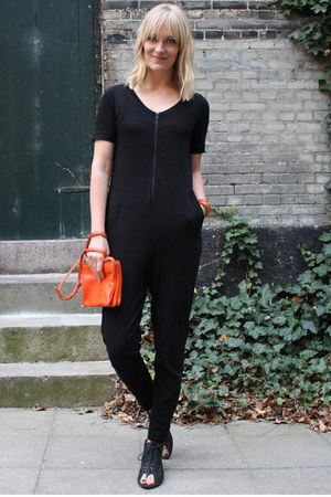 Celine bag - COS jumper - Givenchy sandals