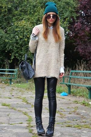 nowistylejp sweater - nowistylejp hat - nowistylejp leggings