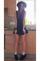 Primark boots - Sheinsidecom dress