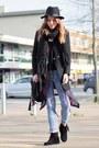 Black-suede-tassels-banggood-shoes