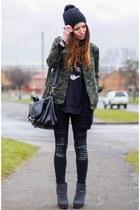 Sheinsidecom jacket - banggoodcom leggings