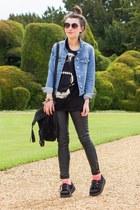 Sheinsidecom jacket - Romwecom top