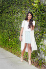 Tan-ankle-shoedazzle-boots-light-blue-short-forever-21-skirt