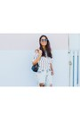 Light-blue-kendall-kylie-collection-jeans-white-off-shoulder-zara-top