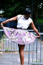 Zara-top-marks-spencer-skirt-faith-heels