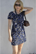 Marks&Spencer dress - Tom Tailor bag
