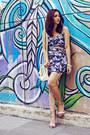 Sky-blue-cutout-choies-dress