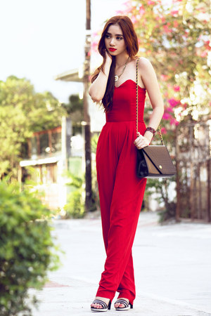 red inlovewithfashion pants