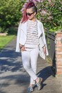 Silver-oxford-justfab-shoes-white-motorcycle-1state-jacket