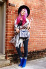 Blue-ankle-boots-justfab-boots-navy-skinny-asos-jeans