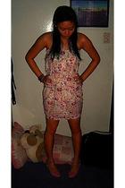 Moms Dress dress - jelly bean shoes - DeptStore accessories