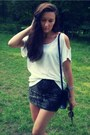 White-kappahl-blouse-heather-gray-no-name-snake-skirt