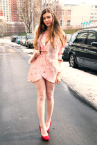 peach Love dress