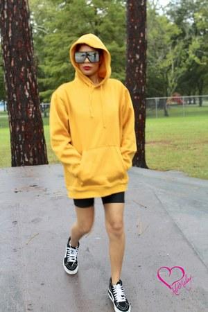 mustard Alex Malay hoodie - mustard Alex Malay hoodie - gold Alex Malay hoodie