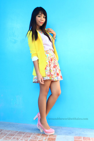 WAGW skirt - WAGW blazer