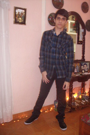Zara shirt - pants - sneakers