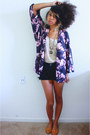 Black-old-navy-shorts-puce-blossom-shawl-h-m-cardigan-neutral-j-crew-top