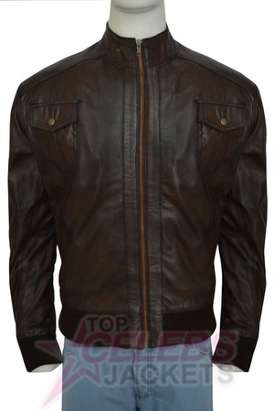 leather jacket Topcelebsjackets jacket
