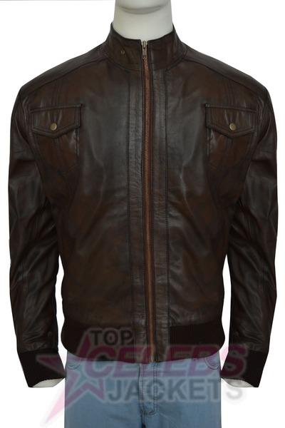 leather jacket Topcelebsjackets jacket