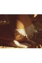 lace Victorias Secret panties