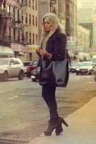 black  LC bag