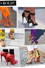 Orange-leather-giuseppe-zanotti-heels