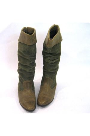 vintage boots
