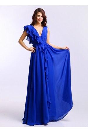 blue dress - amethyst dress - black dress - aquamarine dress