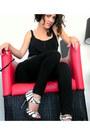 Black-h-m-shirt-black-h-m-heels