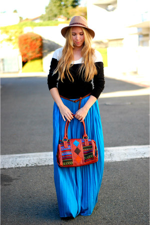 blue Sprightly So skirt
