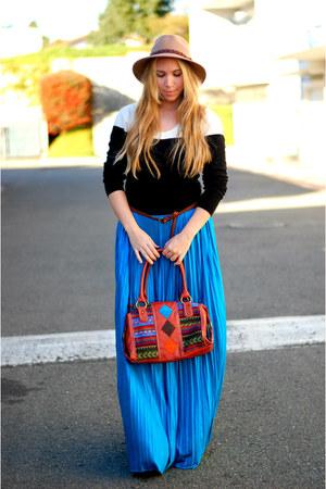 blue Sprightly So skirt