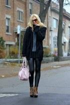 Jessica Simpson shoes - Guess bag
