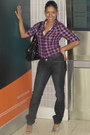 Purple-express-blouse-blue-express-jeans-silver-express-accessories-silver