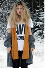 White-katherine-e-hammet-t-shirt-mustard-monki-vest