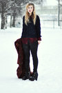 Black-platform-jeffrey-campbell-boots-navy-knitted-vila-sweater