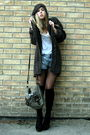 Green-la-redoute-cardigan-blue-only-shorts-black-h-m-socks-green-daniel-ra