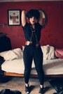 Black-wilfred-shirt-black-na-pants-tawny-xxi-forever-belt-black-na-scarf-