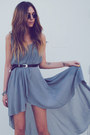 Heather-gray-maxi-dress-maxi-love-dress-silver-round-nasty-gal-sunglasses
