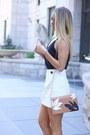 Black-cotton-express-shirt-light-brown-leather-chelsea-bag