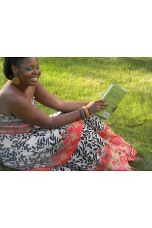 glam accessories - nature sundress Ross dress