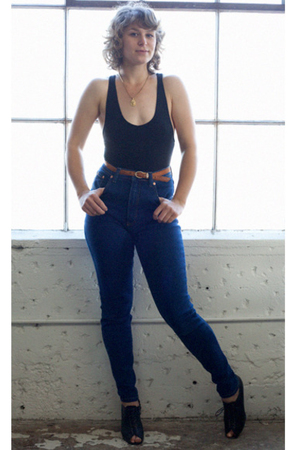 American Apparel intimate - california select vintage jeans - Jeffrey Campbell s