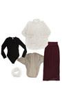 Ivory-american-apparel-shirt-white-american-apparel-scarf-crimson-american-a