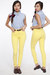 American Apparel top - yellow American Apparel pants