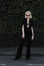 Hm-jacket-blyszak-sunglasses-black-h-m-pants