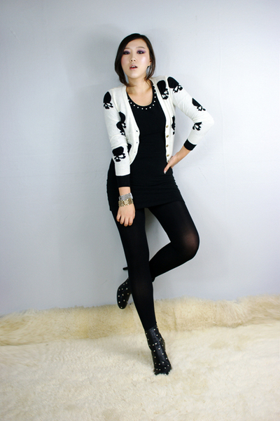 style2bb3 sweater - style2bb3 dress - style2bb3 shoes