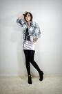 Silver-2bb3-dress-white-2bb3-jacket-black-2bb3-leggings-black-2bb3-shoes