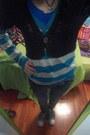 Sweater-black-cardigan