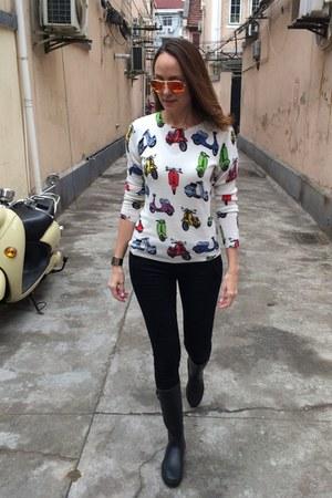 cashmere dutch co blouse