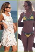 Lovely Mirror dress - Sheinside swimwear