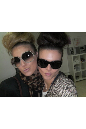 Ralph Lauren sunglasses - Topshop jacket